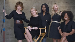These five distinct ladies take the talk-show circuit by storm!