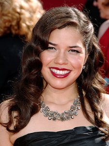 "The star of ""Ugly Betty"" has a beautiful heart!"