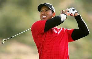 Golf star Tiger inspires youth to follow their dreams, just as he did.