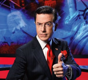 "As a recent ""roastee,"" Colbert has helped the spina bifida cause in the past as only he knows how-- through humor."